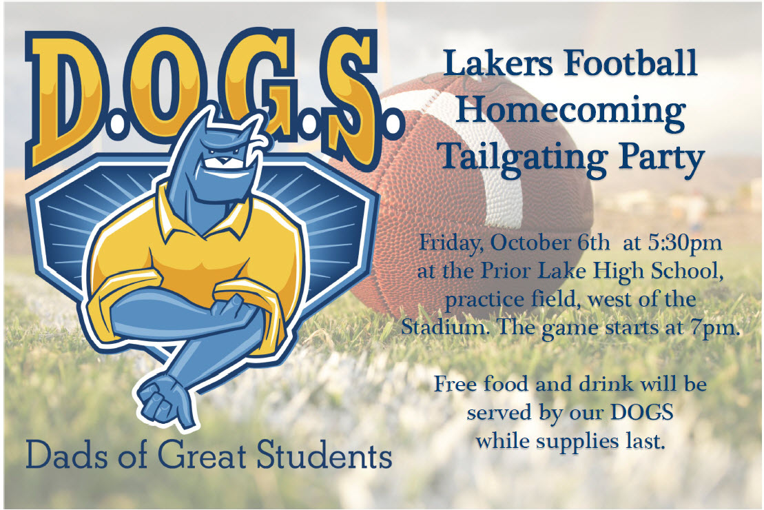2017 tailgate party